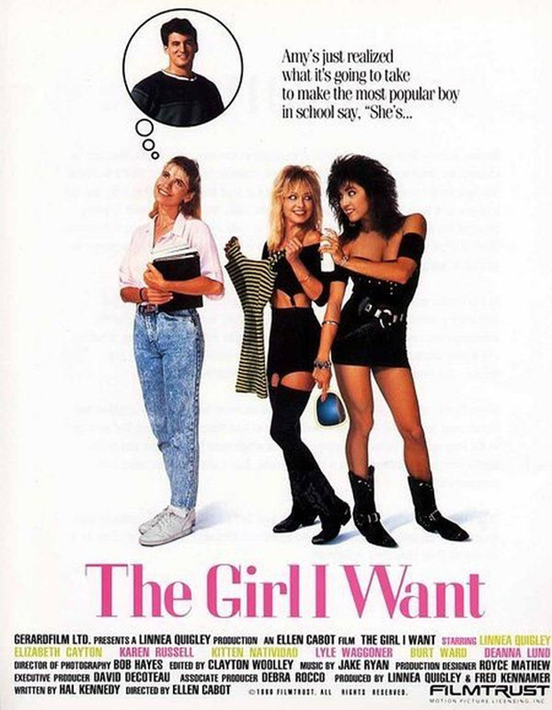 Linnea Quigley The Girl I Want