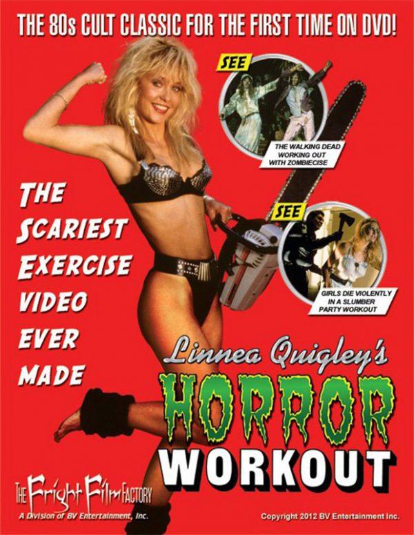 Linnea Quigley Horror Workout