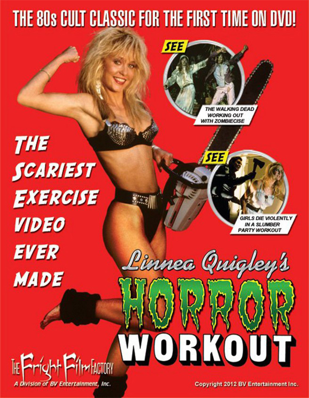 Linnea Quigley Horror Workout