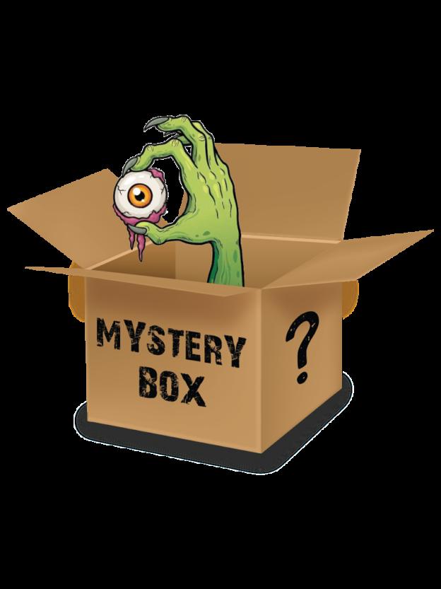 Linnea Quigley Mystery Box