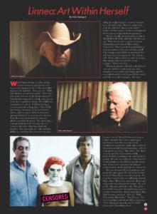 Linnea Quigley Fantasm Magazine