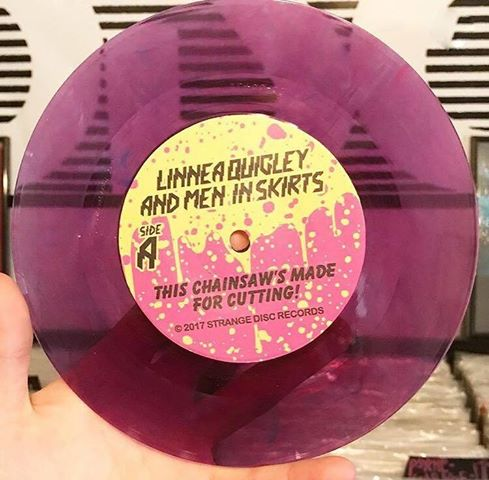 Linnea Quigley The Skirts Vinyl