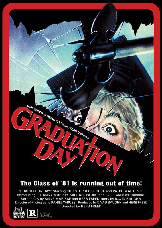 Linnea Quigley Graduation Day