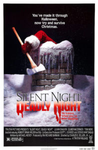 Linnea Quigley Silent Night Deadly Night