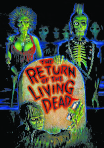 Linnea Quigley return of the living dead