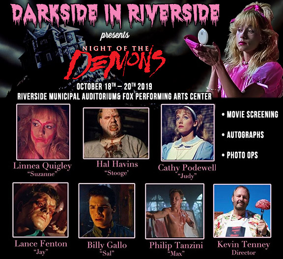 Darkside in Riverside